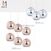 tom dixon copper lamp and copper lighting