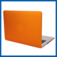 C&T Yellow crystal clear cover for mac book air 13.3inch
