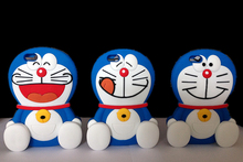 Doraemon cell phone case 3D cute cartoon cat mobile phone silicone case For iPhone4/4s/5/5s/6/6 plus Factory Wholesale