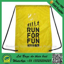 Hot sale drawstring bag for basketball,print drawstring sport bag