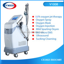 V1008 Factory 98% Oxygen High Quality Facial Water Machine