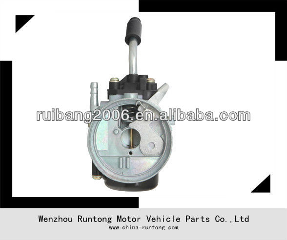 SHA1515 Moped carburetor with link with joint and airfilter Carburetor