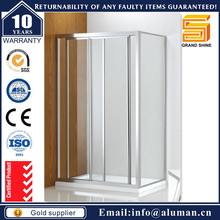 Qualified shower doors without base for Residential Commercial Project