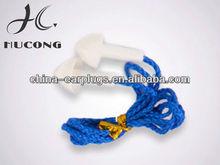 soundproof, comfortable, cheaper , mushroom shape silicone ear plugs