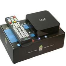 Ott Tv Box Amlogic 8726 Mx/Mx2 Tv Box A9 Dual Core Android Smart Tv Box 1G 8G Mx Media Player