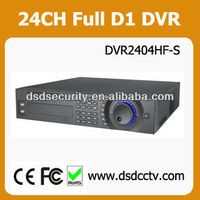 24CH HDMI DVR Stand Alone Full D1 Realtime Recording