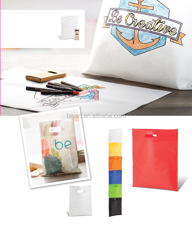 Hot Sell Promotional Shopping Bags,Non Woven Bag, Tote Bag