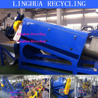 pet bottle plastic recycling plant recycled pet bottle fabric