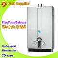 Nuevo modelo de Gas del hogar de la caldera, instantánea Gas calentador de agua caliente