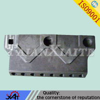 High abrasion resistance ductile iron casting bucket teeth