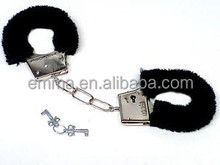 New Fashion black and sex toy handcuff case HK7003