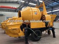 electric concrete mixer pump HBTM20.06.30S with best price