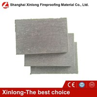 Prefabricated Insulation panels Asbestos Free Cement Board for Ceiling/ Internal/ External/ Partition Wall