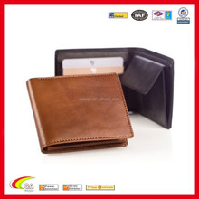 2015 best selling men wallet wholesale with coin pocket