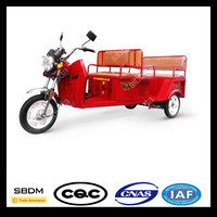 SBDM Motorcycle Trike Rear Axle Tricycle Electric Scooter