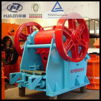 raw rocks and minerals crushers for heavy industry