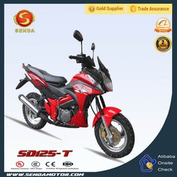 Cheap Gasoline New design Cub Motorcycle SD125-T