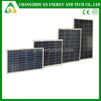 GS factory price 250W Poly Solar Panel Solar Module
