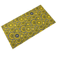 Aso Oke Head Tie,100% Polyester Fabric Bandana,Infinity Scarves