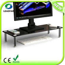 DSG04 Shenzhen Glass Acrylic 2013 Hot Monitor Stand for Relaxing Your Neck