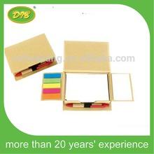 box-packed memo&stick note&ballpen