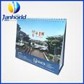 direto fábrica de produção de impressão personalizada a3 tamanho calendário de parede com preço de fábrica