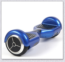 Bleutooth Remote Control and LED lights 2 wheel electric scooter self balancing