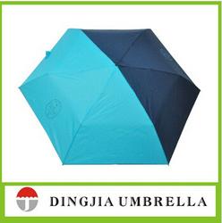 new design promotion folding umbrella frame material