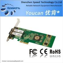 UK-A2GFS Gigabit Ethernet Dual Port Server Adapter Card