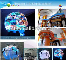 p8 indoor advertising led screen panel price for shopping wall/hd sex xxx video led panel tv full color
