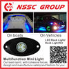 9-32V 2.85inches IP68 3x1W Mini LED Rock Light for JEEP Trucks and Boats