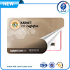 Series of Plastic PVC Membership Card with Anti-fake Logo & QR Code , Different Design