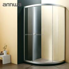 simple enclosed shower room furniture, cubicle shower room for sale