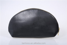 Ladies leather cosmetic display case, wholesale beauty cosmetic case/beauty case