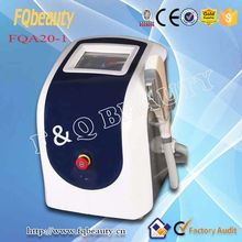 Non pain feeling portable hair removal OPT system SHR with CE approved