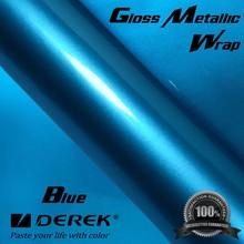 1.52*20m High Glossy Metallic Car Vinyl Wrap Wholesale