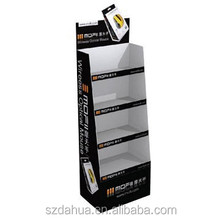POS display stand, well can retail and store products, strong, stable, can load 40kgs, customized