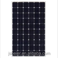 250W/255W/260W/265W Mono solar panel/module China Manufacturer high efficiency for LED Street light, on /off-grid PV system