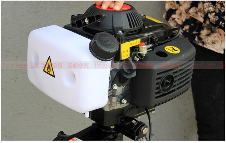 лодочные моторы с воздушным или водяным охлаждением что лучше