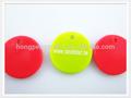 25.5mm insignia de la impresión de plástico token aceptó el diseño personalizado
