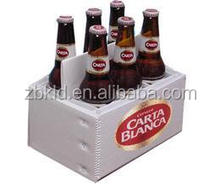 hard plastic handle beverage case