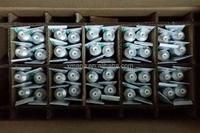 Semi-fluid white color RTV-1 silicone sealant