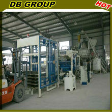 Hot Sale and High Quality QT10-25 Automatic Brick Making Machine