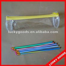 multi color bendable pencil