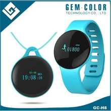 LED Bluetooth Activity Tracker 3D Promotional Pedometer smart watch