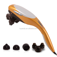 Hand massager with hand operated (LY-606C+1)