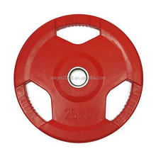 Qingdao Factory price rubber weight lifting bumper plates