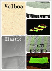 Glow in the dark 100 polyester bed sheet fabric