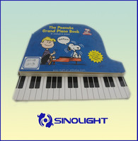 custom made Children Piano Music Book
