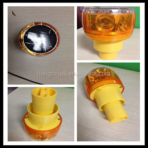 Wholesale Solar Powered LED Garage Door Warning Light